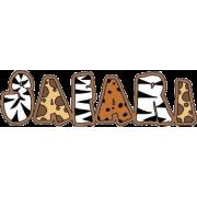safari - Textos -