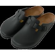 BIRKENSTOCK ボストン・ブラック - Sandals - ¥19,950  ~ $177.26
