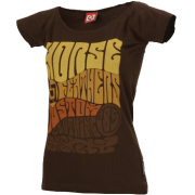 shaggy - brown - T-shirts -