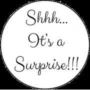 shhh its a surprise - Texts -