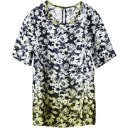 Shirt T-shirts Colorful - Majice - kratke -