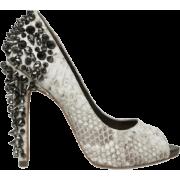 Shoe 9 Platforms - Platformke -