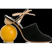 shoes - Platforms - 481.00€  ~ $560.03
