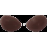 silicone bra - espresso brown - Underwear - $12.00