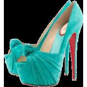 Shoes Green - Zapatos -
