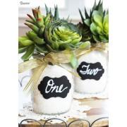 succulent table decor - Background -