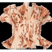 top - Camicia senza maniche -