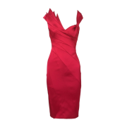 Red coctail - Vestidos -