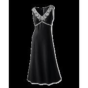 haljina crna - Vestidos -