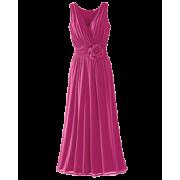 haljina roza - Vestidos -