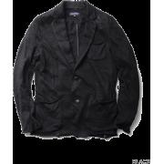 UR Linen Knit 2Bジャケット - Jacket - coats - ¥10,395  ~ $92.36