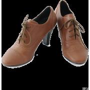 UR jujube レースUPレザーブーティ - Shoes - ¥17,640  ~ $156.73