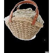 UR jujube 貝殻型かごバッグ(小) - Bag - ¥7,350  ~ $65.31