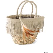 UR jujube フリンジカゴバッグ - Bag - ¥7,350  ~ $65.31