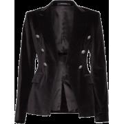 velvet - Jacket - coats -