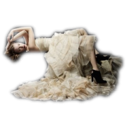 Girl in a white dress - Persone -