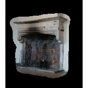 Old fireplace - Edifici -