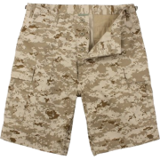 Rothco Desert Digital Camo B.D.U. Combat Short In Your Choice Of Size - Pants - $20.49