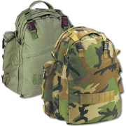 Rothco Special Forces Assault Pack / Backpack - Backpacks - $55.49