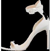 white heel - Klasični čevlji -