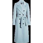x Atlantic-Pacific Long Wool Blend Trenc - Kurtka -