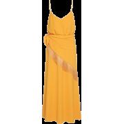 yellow dress1 - Dresses -