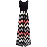 zig zag Dress - Dresses -