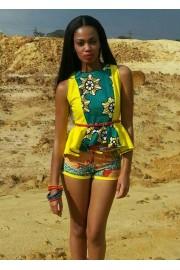 Africki stil - Myファッションスナップ -
