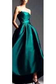 Alberta Ferretti Gown - My look -