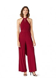 Amazon Brand - Truth & Fable Women's Bandeau Jersey Multiway Jumpsuit - Il mio sguardo - $61.52  ~ 52.84€
