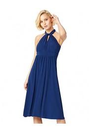 Amazon Brand - Truth & Fable Women's Bridesmaid Multiway Midi Dress - Il mio sguardo - $18.36  ~ 15.77€