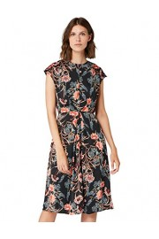 Amazon Brand - Truth & Fable Women's Midi Satin Bodycon Dress - Il mio sguardo - $67.00  ~ 57.55€