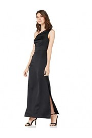 Amazon Brand - Truth & Fable Women's One Shoulder Maxi Dress With Slit - Il mio sguardo - $33.35  ~ 28.64€