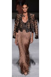 Animal Print Model 4 - Moj look -