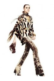 Animal Print Model 5 - Moj look -