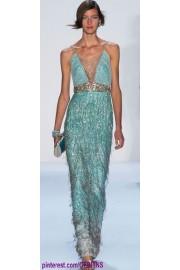 Badgley Mischka Gown - Catwalk -