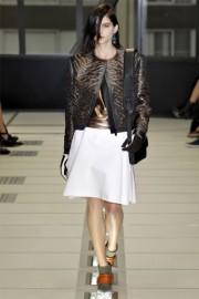 Balenciaga Fall 2012 - Modna pista -