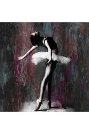 Ballerina Dance Art 556 Painting by Gull - Mein aussehen -