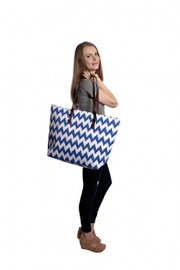 Beach Bags and Totes - Beach Tote for Women Made From Durable Canvas - My look - $17.95