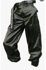 Black Cargo pants - Mój wygląd -