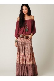 Boho Hippy Outfit - My look -