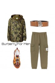 Burberry For Men - My look -