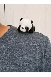 CUTE PANDA BROOCH - My look - $9.99