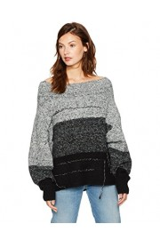 Cable Stitch Women's Cozy Marled Sweater - My look - $39.90