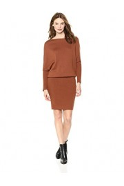 Cable Stitch Women's One-Shoulder Sweater Dress - My look - $69.50