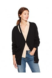Cable Stitch Women's Soft Cotton Blend V-Neck Cardigan - My look - $19.90