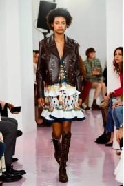 Chloe Leather Jacket - Catwalk -
