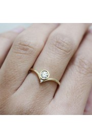 Diamond Engagement Diamond Ring, Delicat - My photos -