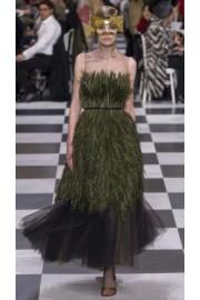 Dress Christian Dior 2018 - Catwalk -