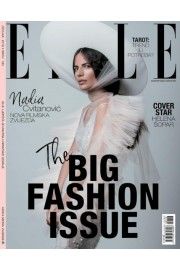 Elle Croatia March 2018 Cover - My photos -